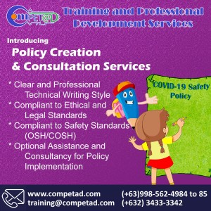 FB - Policy Creation and Consultancy